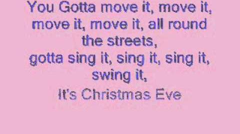 Groovy Christmas Lyrics Sang By Nathan Foley- Hi-5