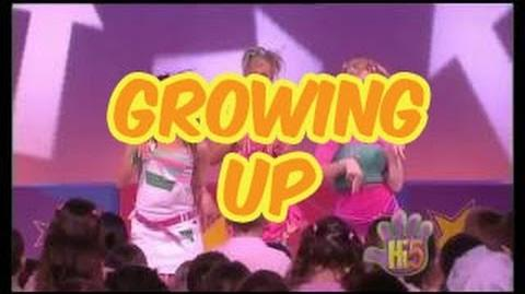 Growing Up - Hi-5 - Season 8 Song of the Week