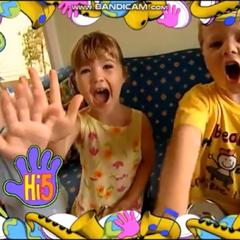 Frame for children for Series 1, Music Week