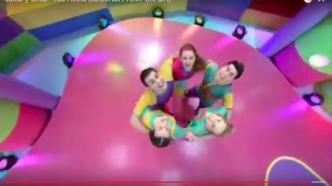 Saltar y Gritar - Hi5 Fiesta (SEGUNDA TEMPORADA)