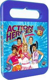 Hi-5 USA Action Heroes dvd