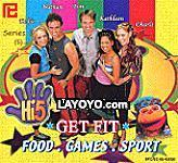 Hi-5 VCD Food & Games And Sport