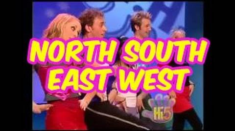 North South East West - Hi-5 - Season 2 Song of the Week