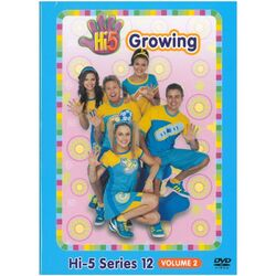 Hi-5 Stand Up Tall On Tippy Toes Episodes