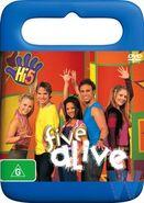 DVD Five Alive