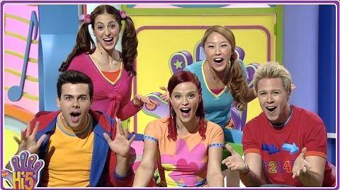 Hi-5 House Season 1, Episode 1