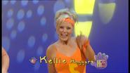 Kellie One Step Forward