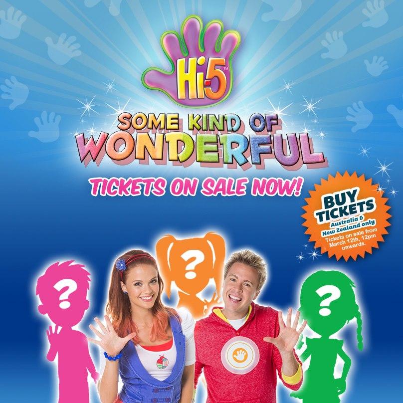 Some Kind Of Wonderful Movie Hi 5 Tv Wiki Fandom Powered By Wikia