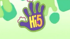 Hi-5 UK logo