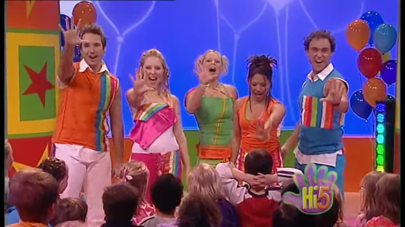 Hi 5 Series 5 Episode 4 Christmas Hi 5 Tv Wiki Fandom Powered By Wikia