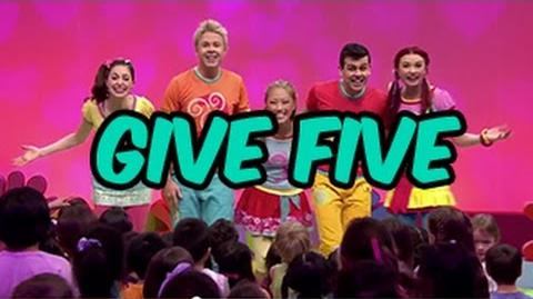 Give Five - Hi-5 Season 15