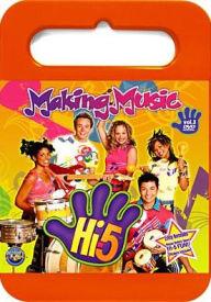 Hi-5 USA Making Music dvd