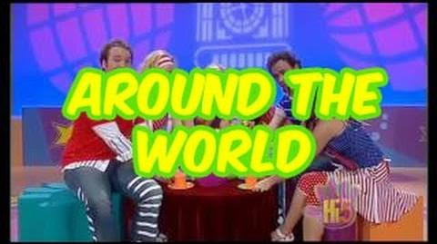 Around the World - Hi-5 - Season 9 Song of the Week