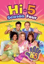 Hi-5 USA Season 4 dvd