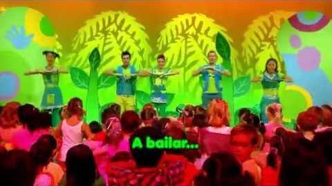 Baila Con Los Dinosaurios - Hi-5 - Temporada 14 Canción de la semana