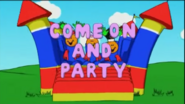 Opening Come On And Party video