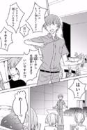 Taki conducting manga