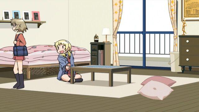 File:Hidamari Sketch Wikia - Season One (A Winter's Collage - 042).jpg