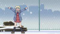 Hidamari Sketch Wikia - Season One (A Winter's Collage - 198)