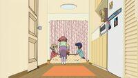 Hidamari Sketch Wikia - Season One (A Winter's Collage - 286)