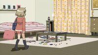 Hidamari Sketch Wikia - Season One (A Winter's Collage - 367)
