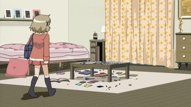 File:Hidamari Sketch Wikia - Season One (A Winter's Collage - 367).jpg