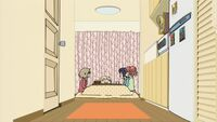 Hidamari Sketch Wikia - Season One (A Winter's Collage - 346)