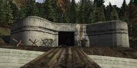 Czechs frontier bunker