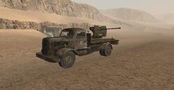 Opel Blitz Flak truck (Daiburn)