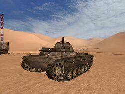 Panzer III (Hamada al-Hamra 2)