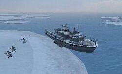 '78 Higgins PT boat (Iceberg)