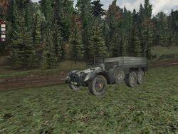 Krupp Protze Kfz 70 (Sumava)