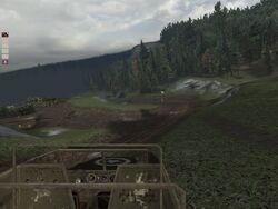 M2 Half-Track (front seat 3)