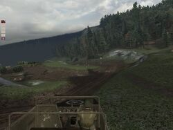 M2 Half-Track (back seat 2)