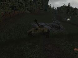 Panzer V Panther Front (Sumava)