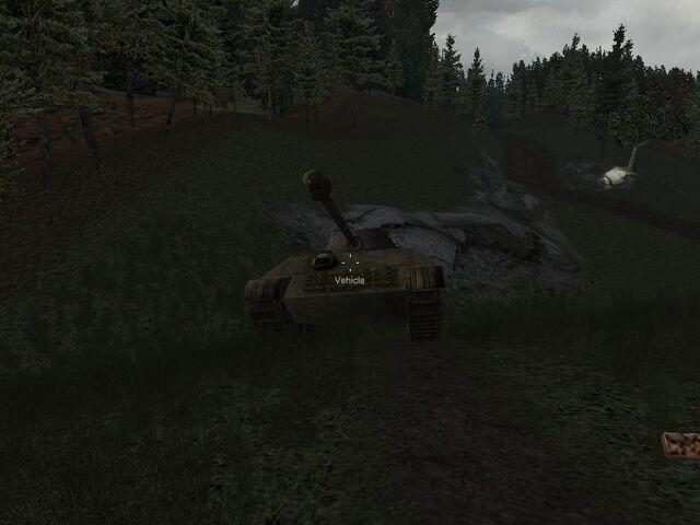 File:Panzer V Panther Front (Sumava).jpg