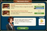 Quest Merchant's Prize-Tasks