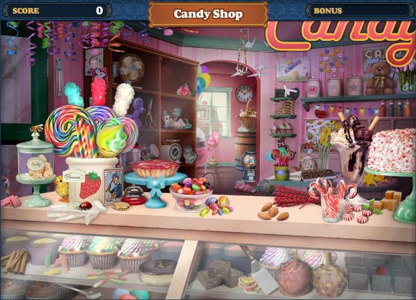 Scene Candy Shop-Screenshot