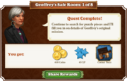 Quest Geoffrey's Safe Room 1-Rewards
