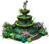 Marketplace Mossy Fountain-icon