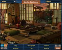 Scene Geisha Teahouse-Screenshot