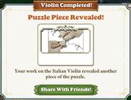 Symbol Violin Completed