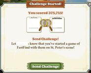 FastFind ChallengeStarted