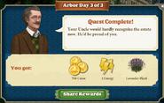 Quest Arbor Day III-Rewards