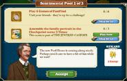 Quest Sentimental Pool 2-Tasks