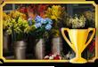 Quest Task Trophy Florist Shop-icon