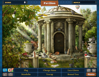 Scene Secluded Pavilion-Screenshot