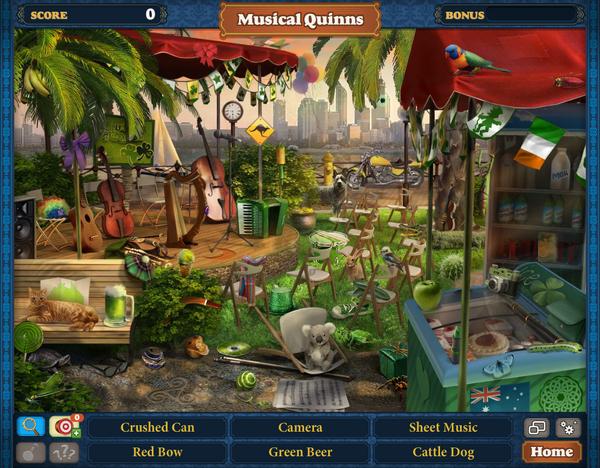 Scene Musical Quinns-Screenshot