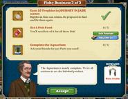 Quest Fishy Business 3-Tasks