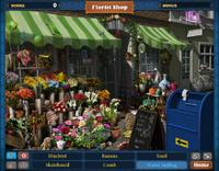 Scene Florist Shop-Screenshot